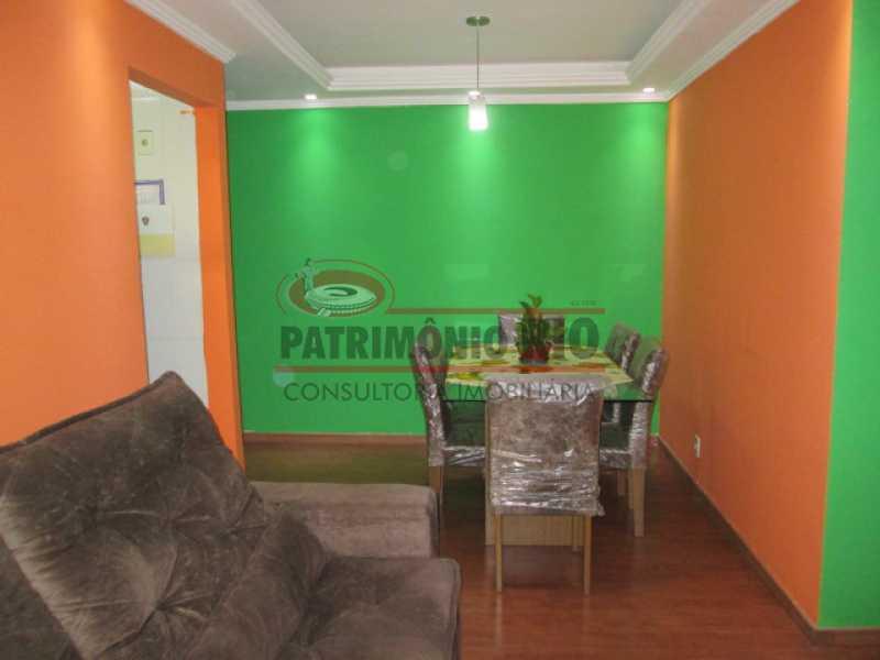 IMG_7731 - Ótimo apartamento 3qtos - Inhaúma - PAAP30696 - 1