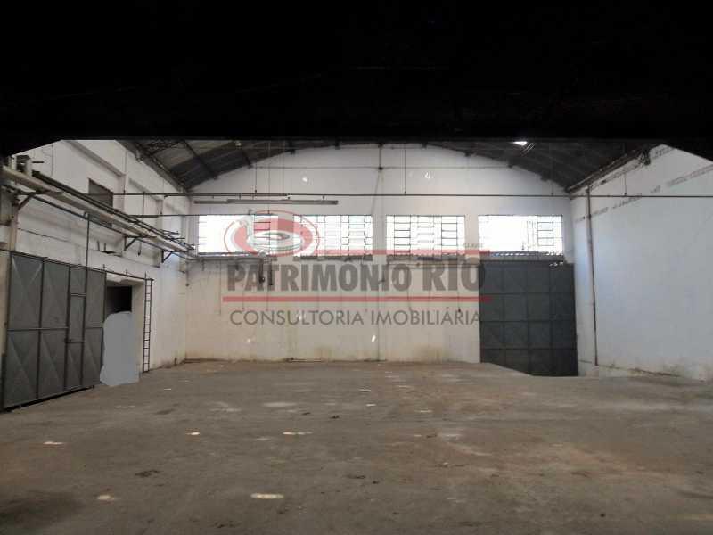 1. - Excelente Galpão 2.000m² - Rodovia Presidente Dutra - PAGA00035 - 1