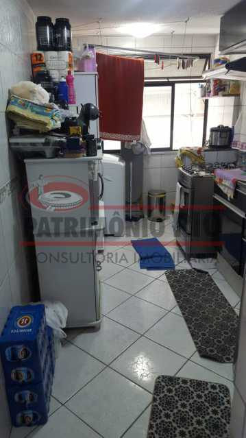 LP 3 - Apartamento em Condomínio fechado no Bairro Araújo - PAAP22671 - 4