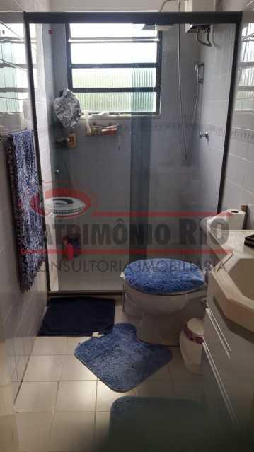 LP 11 - Apartamento em Condomínio fechado no Bairro Araújo - PAAP22671 - 10
