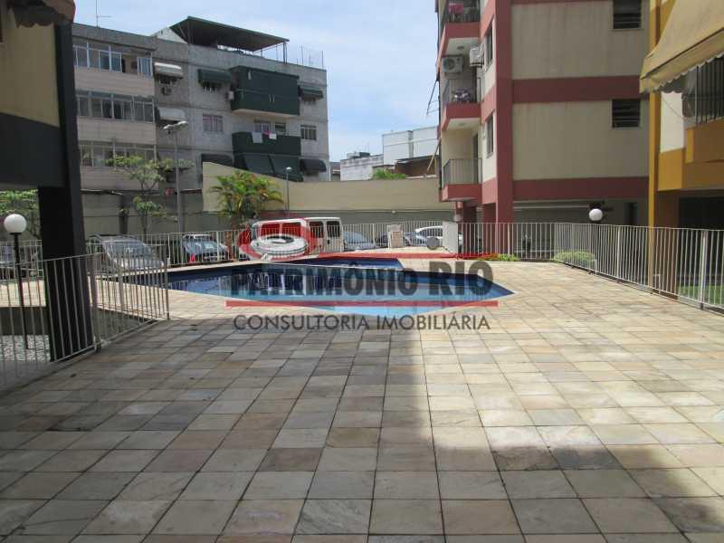 Lp26 - Apartamento em Condomínio fechado no Bairro Araújo - PAAP22671 - 17