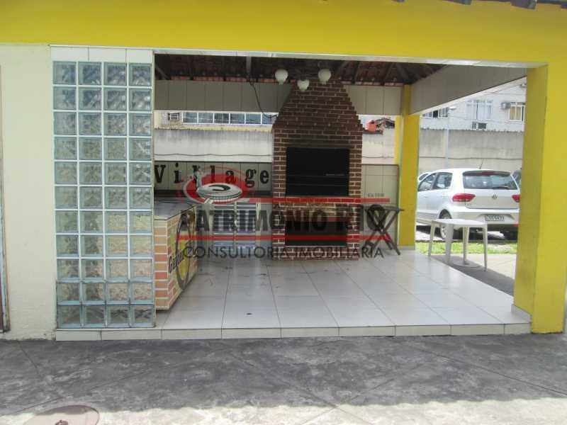 Lp27 - Apartamento em Condomínio fechado no Bairro Araújo - PAAP22671 - 18