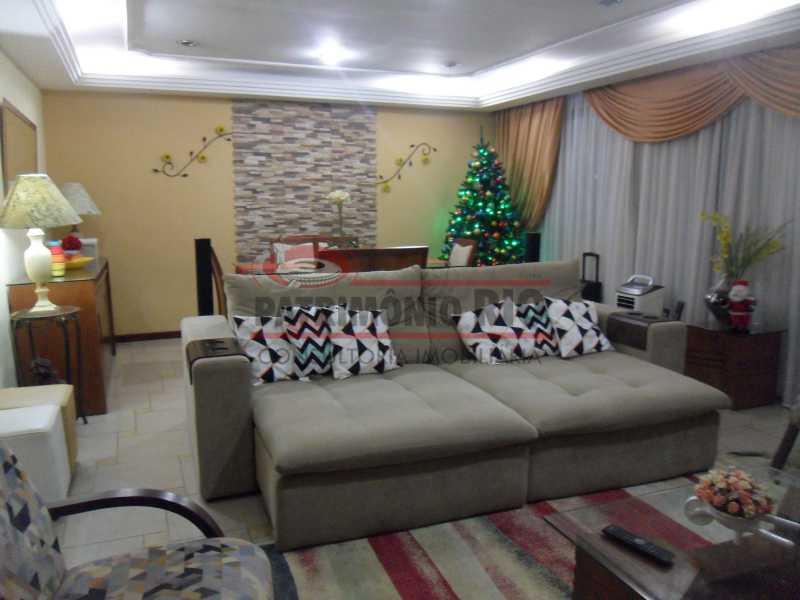 1 - Magnifica Casa, salão, 4quartos e 3vagas em ótima localização, junto ao Carioca Shopping - PACA30365 - 1