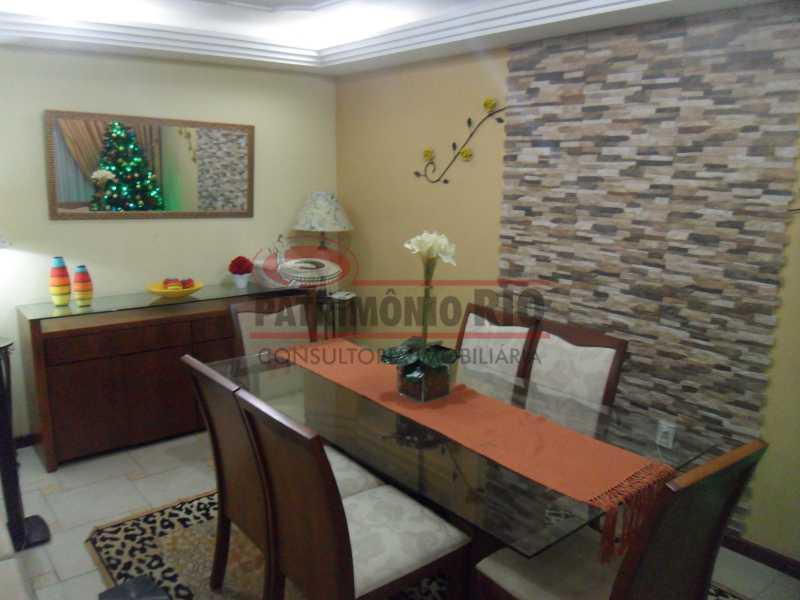 3 - Magnifica Casa, salão, 4quartos e 3vagas em ótima localização, junto ao Carioca Shopping - PACA30365 - 4