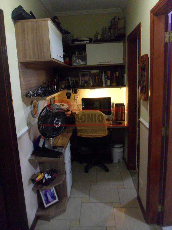 9 - Magnifica Casa, salão, 4quartos e 3vagas em ótima localização, junto ao Carioca Shopping - PACA30365 - 10