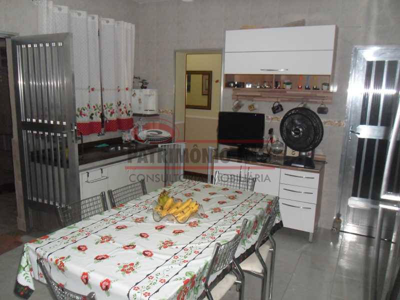 11 - Magnifica Casa, salão, 4quartos e 3vagas em ótima localização, junto ao Carioca Shopping - PACA30365 - 12