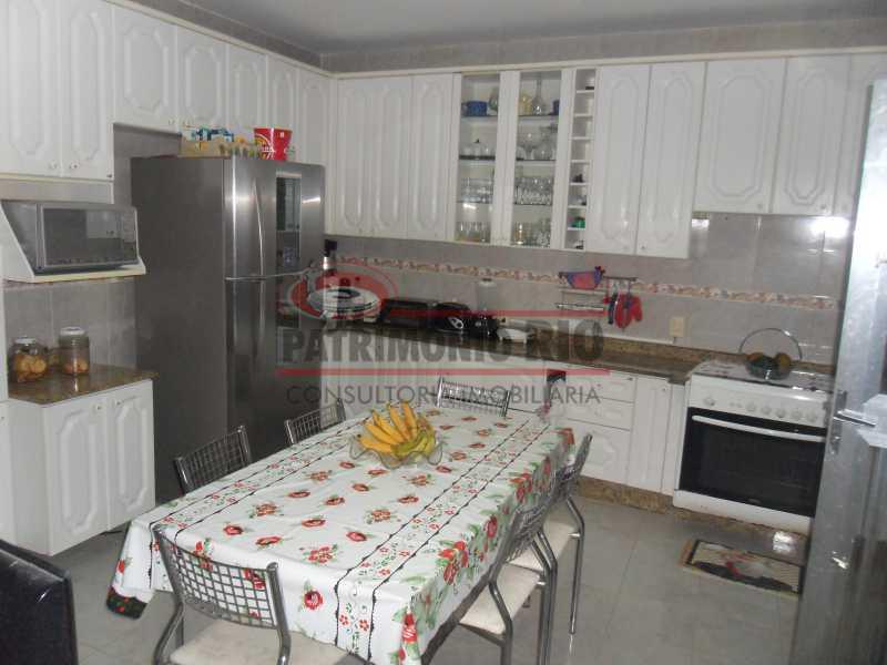 12 - Magnifica Casa, salão, 4quartos e 3vagas em ótima localização, junto ao Carioca Shopping - PACA30365 - 13