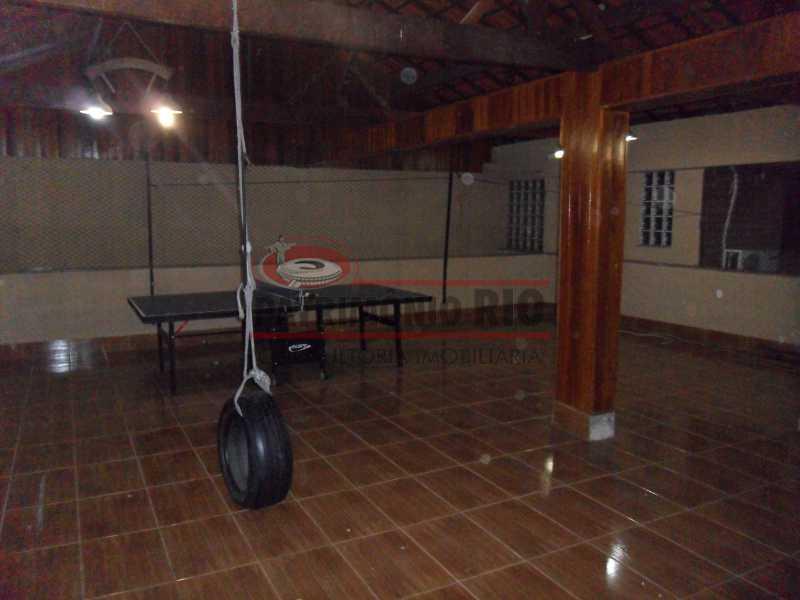 16 - Magnifica Casa, salão, 4quartos e 3vagas em ótima localização, junto ao Carioca Shopping - PACA30365 - 17