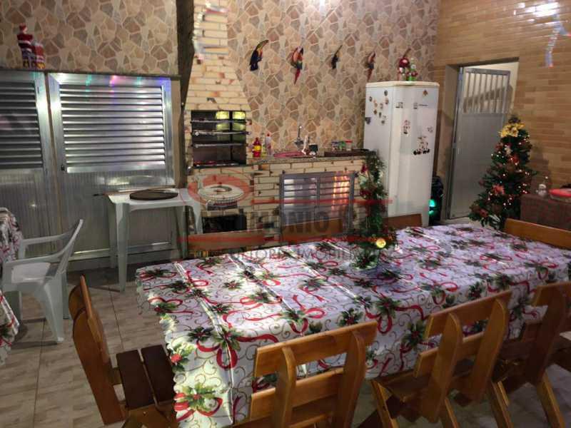 17 - Magnifica Casa, salão, 4quartos e 3vagas em ótima localização, junto ao Carioca Shopping - PACA30365 - 18