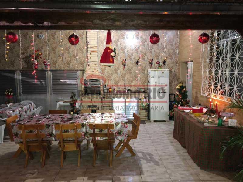 18 - Magnifica Casa, salão, 4quartos e 3vagas em ótima localização, junto ao Carioca Shopping - PACA30365 - 19