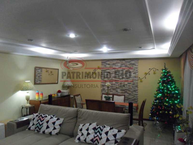 21 - Magnifica Casa, salão, 4quartos e 3vagas em ótima localização, junto ao Carioca Shopping - PACA30365 - 22