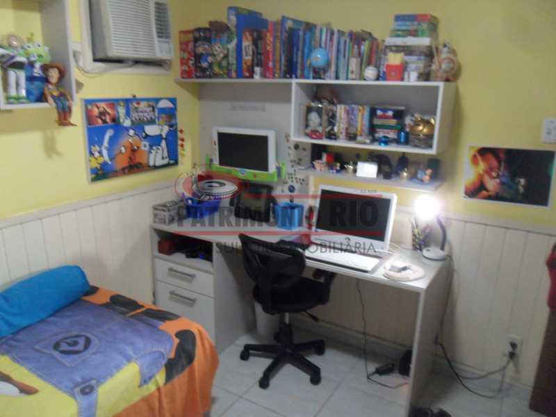 23 - Magnifica Casa, salão, 4quartos e 3vagas em ótima localização, junto ao Carioca Shopping - PACA30365 - 24