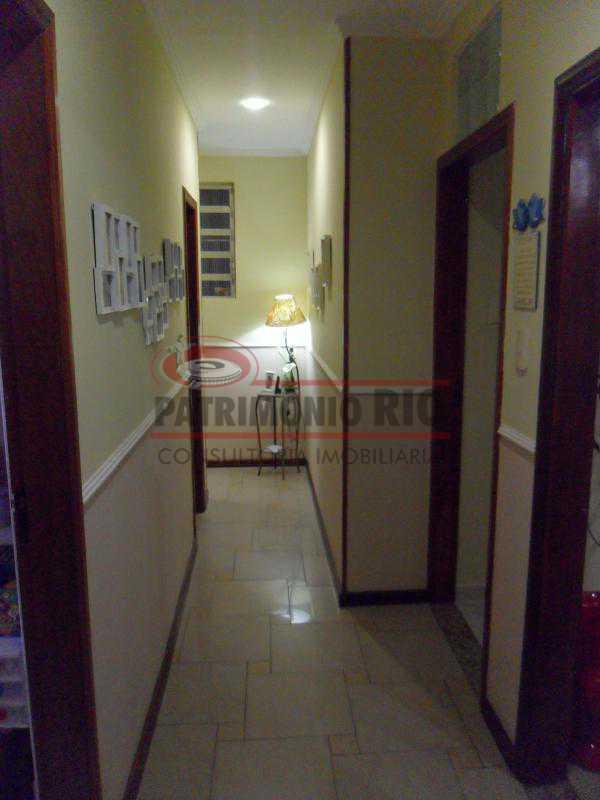 25 - Magnifica Casa, salão, 4quartos e 3vagas em ótima localização, junto ao Carioca Shopping - PACA30365 - 26
