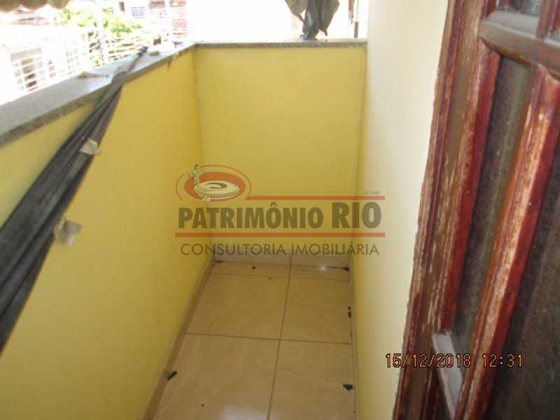 IMG_7649 - Apartamento tipo casa semi luxo, 2qtos - Condomínio Hawai - Pavuna - PAAP22682 - 11