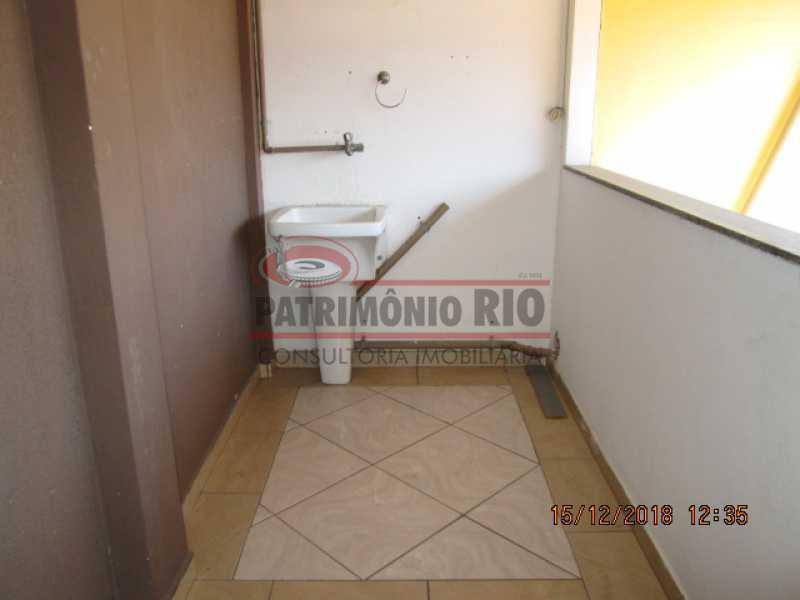 IMG_7668 - Apartamento tipo casa semi luxo, 2qtos - Condomínio Hawai - Pavuna - PAAP22682 - 26