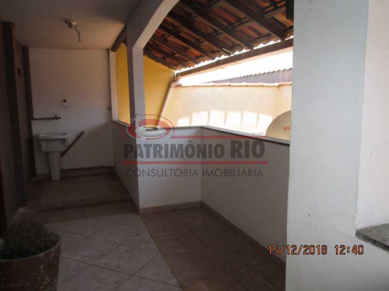 IMG_7675 - Apartamento tipo casa semi luxo, 2qtos - Condomínio Hawai - Pavuna - PAAP22682 - 10