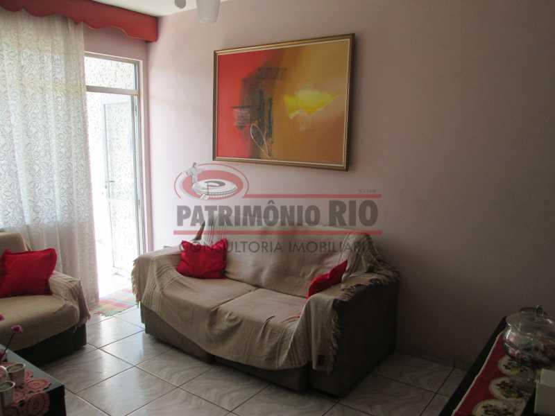 IMG_2026 - Excelente Apto Varanda, 2Quartos, Dependência Completa, Vaga de Garagem - Vista Alegre - PAAP22685 - 7