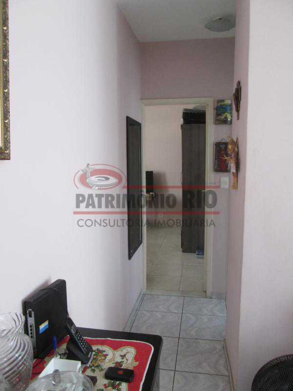 IMG_2027 - Excelente Apto Varanda, 2Quartos, Dependência Completa, Vaga de Garagem - Vista Alegre - PAAP22685 - 8