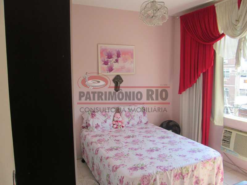IMG_2030 - Excelente Apto Varanda, 2Quartos, Dependência Completa, Vaga de Garagem - Vista Alegre - PAAP22685 - 11