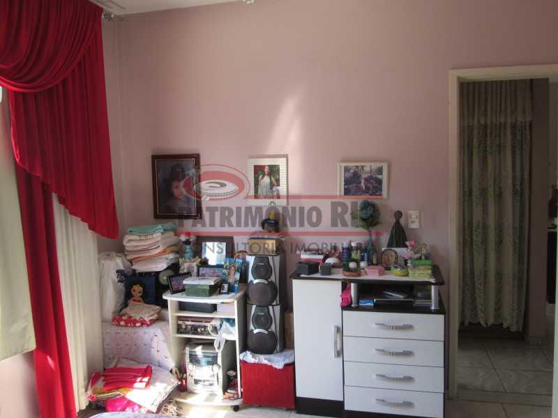 IMG_2032 - Excelente Apto Varanda, 2Quartos, Dependência Completa, Vaga de Garagem - Vista Alegre - PAAP22685 - 26