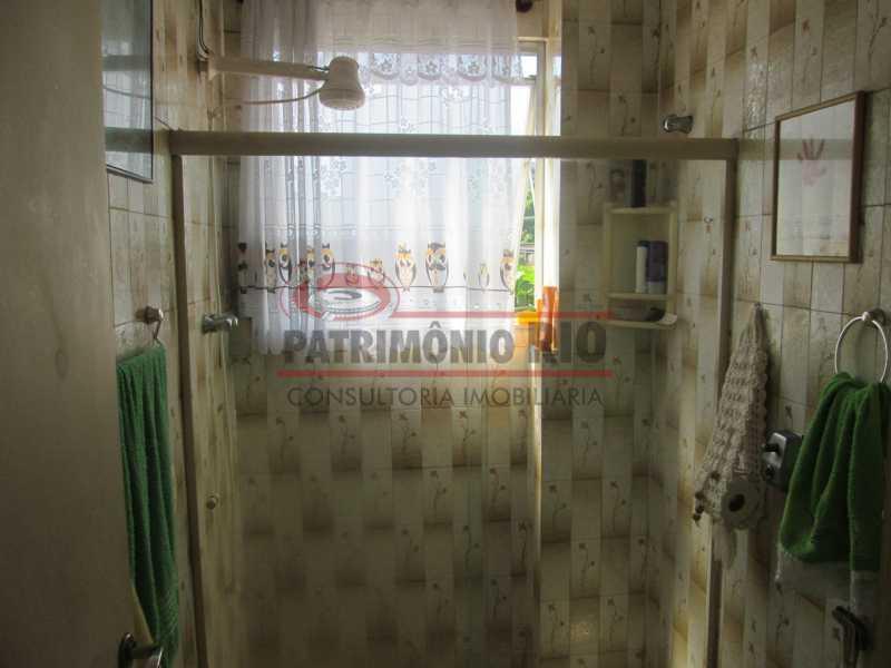 IMG_2034 - Excelente Apto Varanda, 2Quartos, Dependência Completa, Vaga de Garagem - Vista Alegre - PAAP22685 - 14