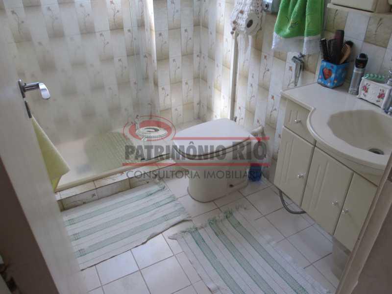IMG_2035 - Excelente Apto Varanda, 2Quartos, Dependência Completa, Vaga de Garagem - Vista Alegre - PAAP22685 - 15