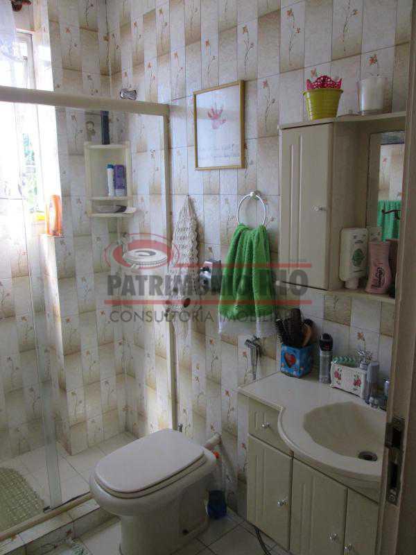 IMG_2036 - Excelente Apto Varanda, 2Quartos, Dependência Completa, Vaga de Garagem - Vista Alegre - PAAP22685 - 16
