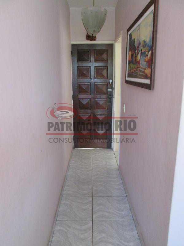 IMG_2037 - Excelente Apto Varanda, 2Quartos, Dependência Completa, Vaga de Garagem - Vista Alegre - PAAP22685 - 17
