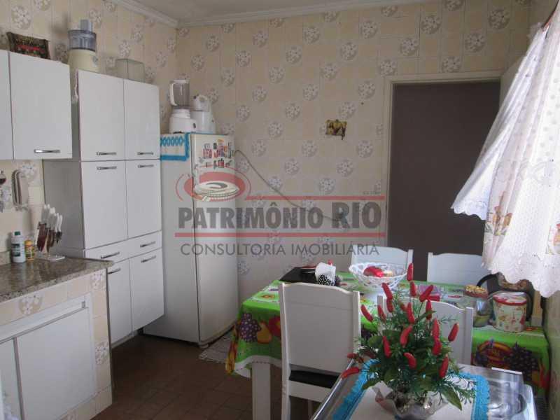 IMG_2040 - Excelente Apto Varanda, 2Quartos, Dependência Completa, Vaga de Garagem - Vista Alegre - PAAP22685 - 21