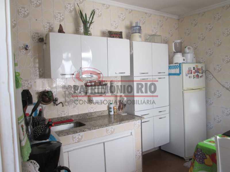 IMG_2041 - Excelente Apto Varanda, 2Quartos, Dependência Completa, Vaga de Garagem - Vista Alegre - PAAP22685 - 22
