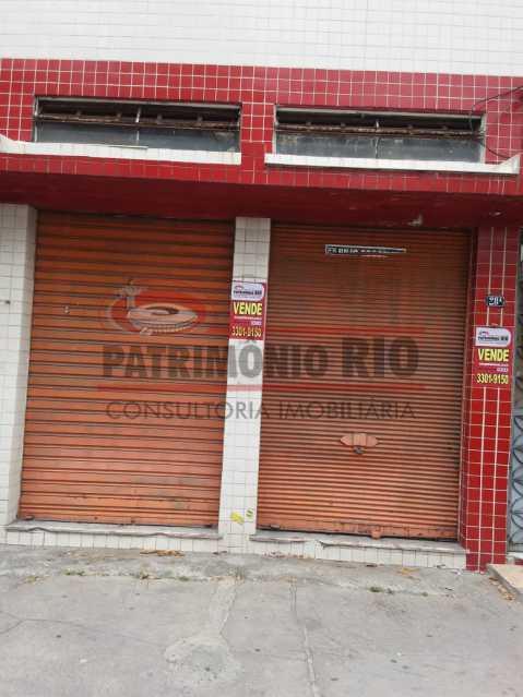 01. - Loja Comercial, vazia Centro Bairro - PALJ00034 - 1