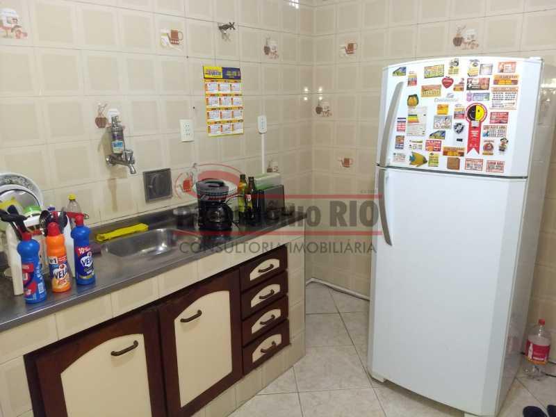 15 - Excelente apartamento de 2qtos com vaga, junto ao Bairro Argentino e Supermarkting - PAAP22698 - 16