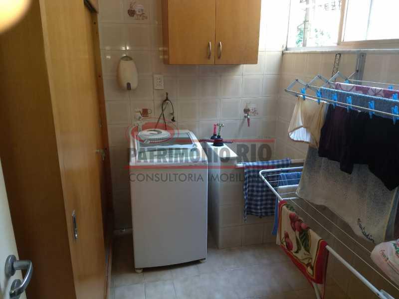 18 - Excelente apartamento de 2qtos com vaga, junto ao Bairro Argentino e Supermarkting - PAAP22698 - 19