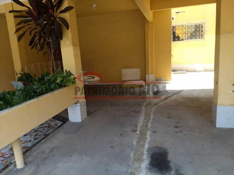 20 - Excelente apartamento de 2qtos com vaga, junto ao Bairro Argentino e Supermarkting - PAAP22698 - 21