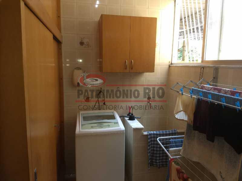 27 - Excelente apartamento de 2qtos com vaga, junto ao Bairro Argentino e Supermarkting - PAAP22698 - 28