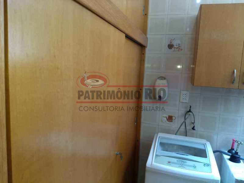 28 - Excelente apartamento de 2qtos com vaga, junto ao Bairro Argentino e Supermarkting - PAAP22698 - 29
