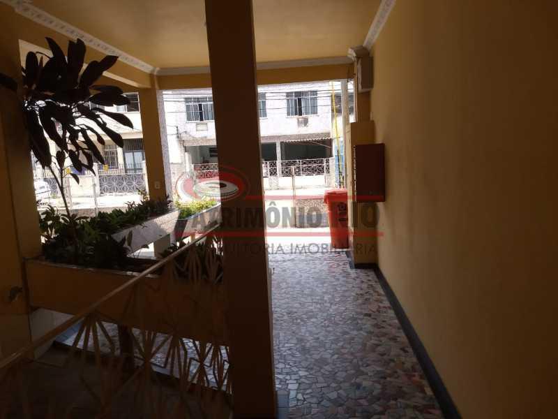 29 - Excelente apartamento de 2qtos com vaga, junto ao Bairro Argentino e Supermarkting - PAAP22698 - 30