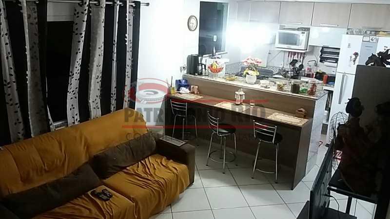 2018215184718. - Casa em Condomínio 3 quartos à venda Vista Alegre, Rio de Janeiro - R$ 470.000 - PACN30040 - 4