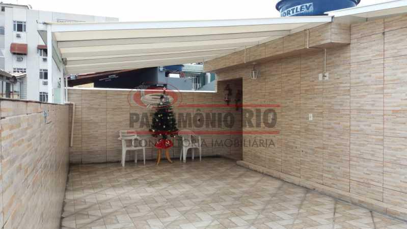 b4b26fa4-421f-4c42-a4a7-f284c3 - Casa em Condomínio 3 quartos à venda Vista Alegre, Rio de Janeiro - R$ 470.000 - PACN30040 - 1