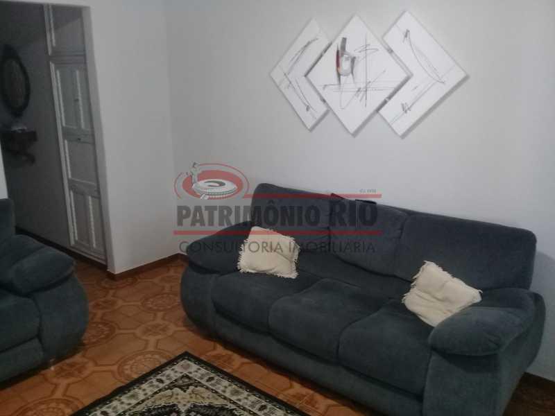 1 - Bom apartamento em Vaz Lobo com qtos próximo da Rua Agrário de Menezes - PAAP22715 - 1