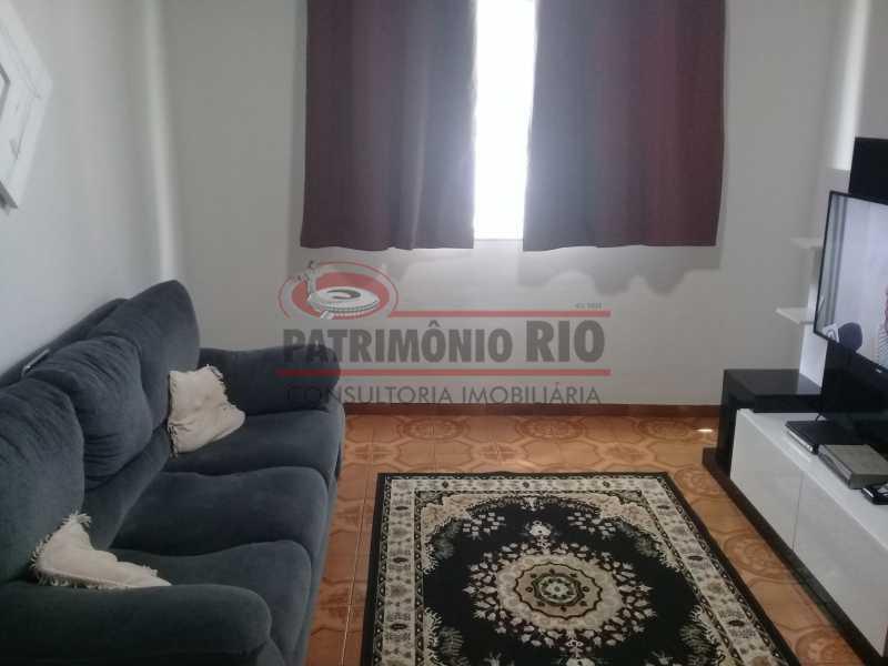 3 - Bom apartamento em Vaz Lobo com qtos próximo da Rua Agrário de Menezes - PAAP22715 - 4