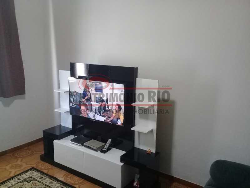 4 - Bom apartamento em Vaz Lobo com qtos próximo da Rua Agrário de Menezes - PAAP22715 - 5