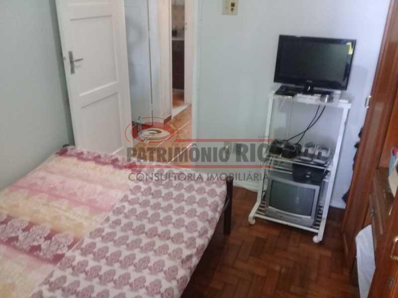10 - Bom apartamento em Vaz Lobo com qtos próximo da Rua Agrário de Menezes - PAAP22715 - 11