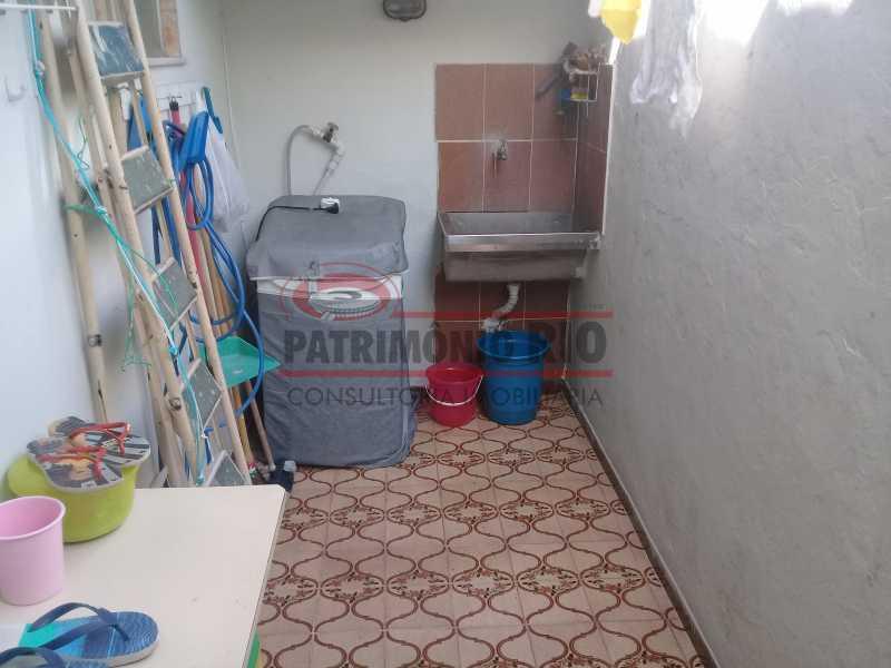 19 - Bom apartamento em Vaz Lobo com qtos próximo da Rua Agrário de Menezes - PAAP22715 - 20