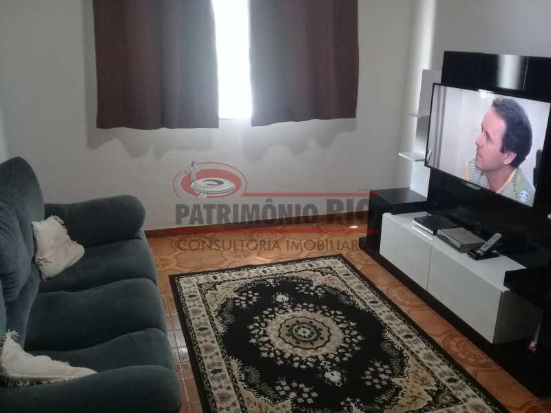21 - Bom apartamento em Vaz Lobo com qtos próximo da Rua Agrário de Menezes - PAAP22715 - 22