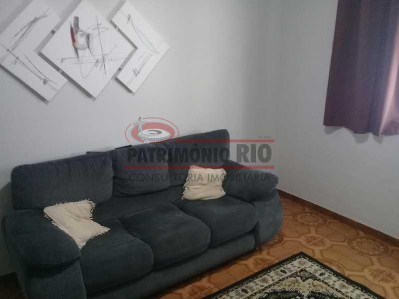 22 - Bom apartamento em Vaz Lobo com qtos próximo da Rua Agrário de Menezes - PAAP22715 - 23