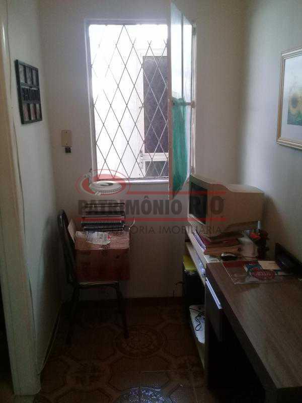 24 - Bom apartamento em Vaz Lobo com qtos próximo da Rua Agrário de Menezes - PAAP22715 - 25