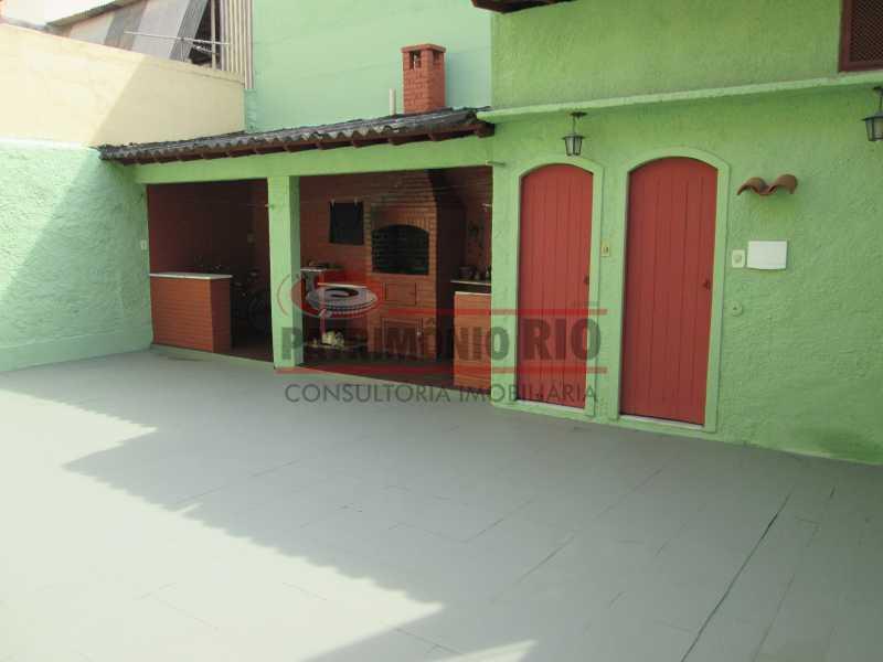 IMG_6890 - Excelente casa duplex, 3qtos Bairro Araújo - PACA30375 - 26