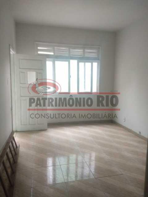 2 - Casa Linear, Vicente de Carvalho, 2quartos, quintal, financiando! - PACA20441 - 5