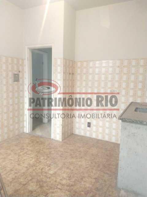 3 - Casa Linear, Vicente de Carvalho, 2quartos, quintal, financiando! - PACA20441 - 15